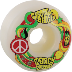 GHETTO CHILD PUDWILL PEACE 52mm