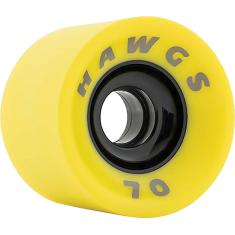 HAWGS SUPREMES 70mm 78a FLAT BANANA