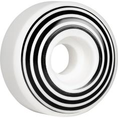 HAZARD CP SWIRL LOGO RADIAL 60mm WHITE