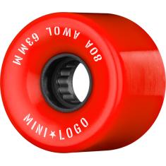 ML ATF A.W.O.L. 63mm 80a RED