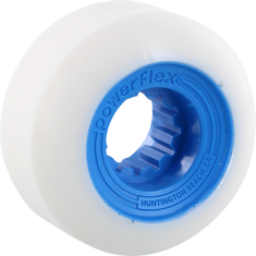 POWERFLEX GUMBALL 52mm 83b WHT/BLUE