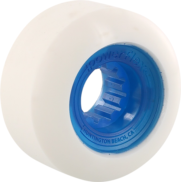 POWERFLEX ROCK CANDY 54mm 84b WHT/CLR.BLUE