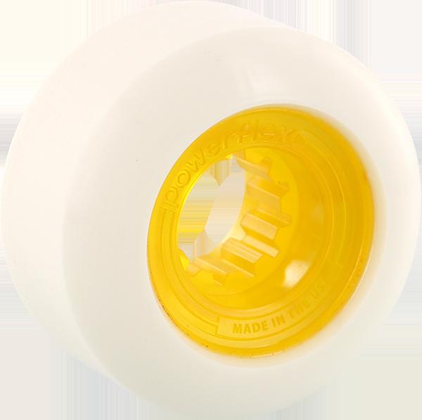 POWERFLEX ROCK CANDY 54mm 84b WHT/CLR.YELLOW