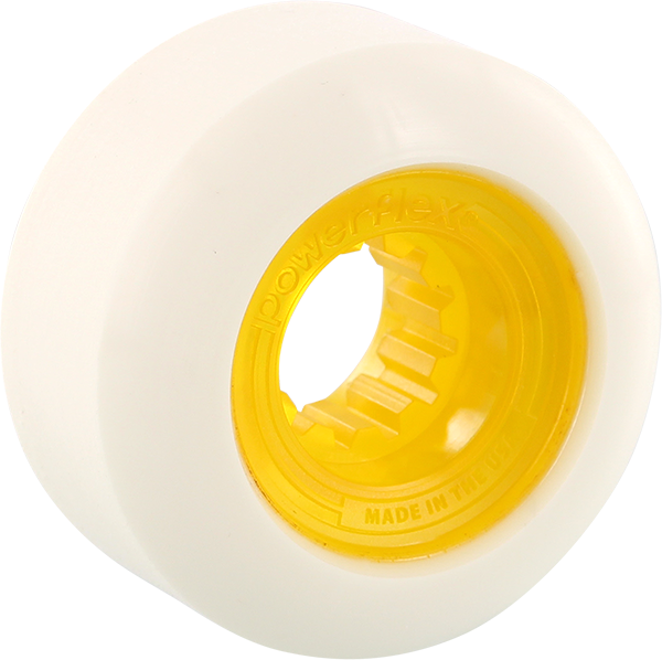 POWERFLEX ROCK CANDY 56mm 84b WHT/CLR.YELLOW