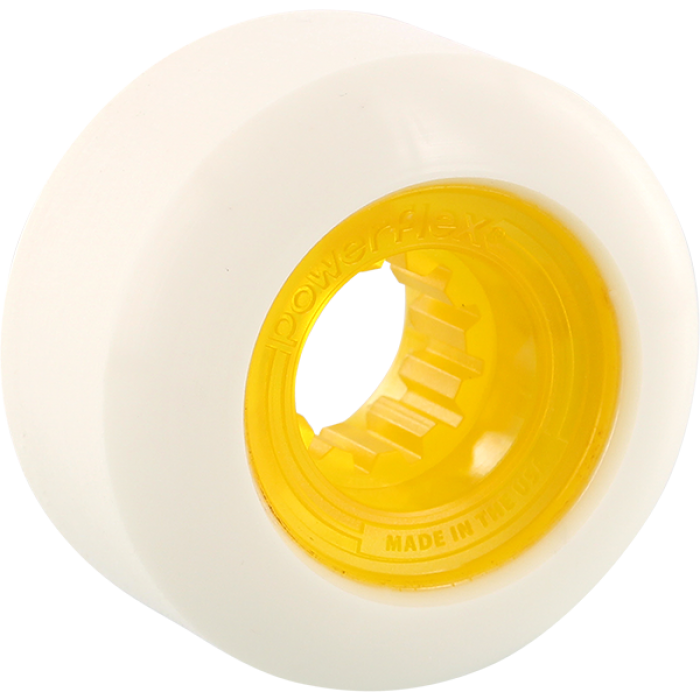 POWERFLEX ROCK CANDY 58mm 84b WHT/CL.YELLOW