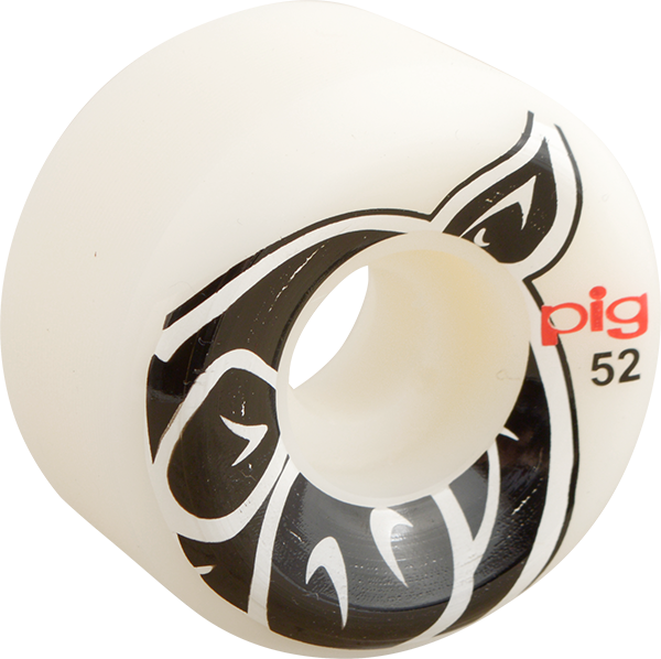 PIG CONICAL 3D PIG 52mm 101a WHITE