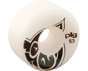 PIG CONICAL 3D PIG 53mm 101a WHITE