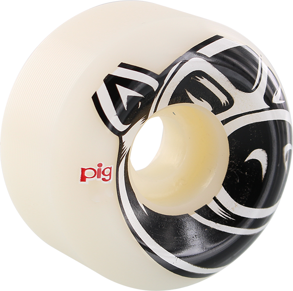 PIG CONICAL 3D PIG 56mm 101a WHITE