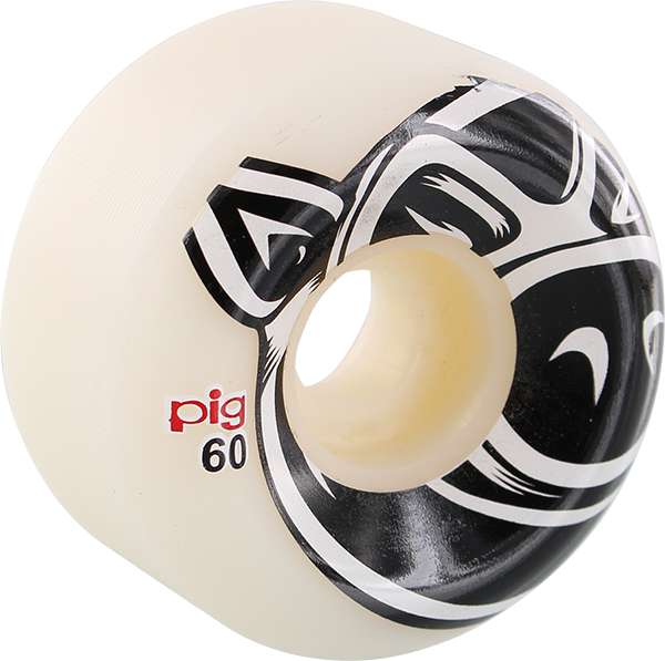 PIG CONICAL 3D PIG 60mm 101a WHITE