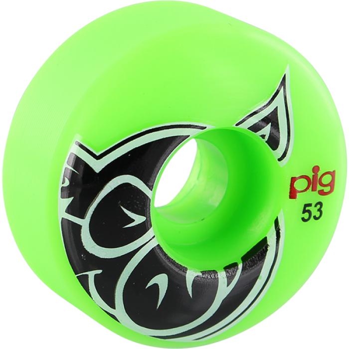 PIG PROLINE HEAD 53mm GREEN