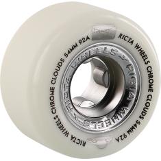 RICTA CHROME CLOUDS 54mm 92a WHT/BLK