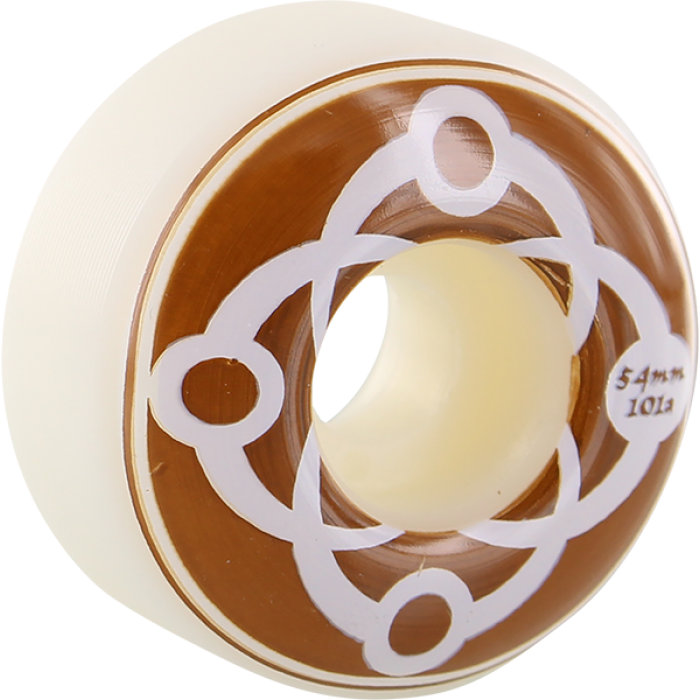 SATORI BIG LINK 54mm 101a WHT/BROWN/WHT