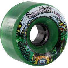 SATORI GOO BALL SUPER KUSH 64mm 78a CLEAR GREEN