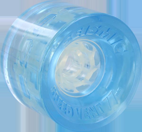SEISMIC SPEED VENT 77mm 77a CLEAR BLUE/CLR