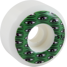 TM ALL SEEING 53mm WHT/GRN