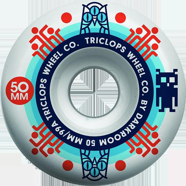 TRICLOPS SEGMENT 50mm WHT