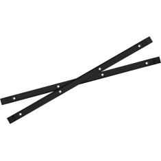 YOCAHER BOARD RAILS BLACK