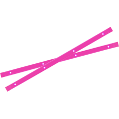 YOCAHER BOARD RAILS NEON PINK