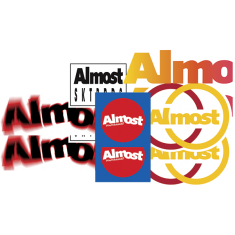ALM ASSORTED 10/PK STICKERS