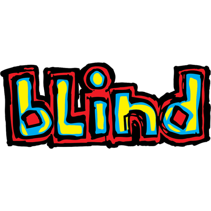 BLIND CLASSIC OG DECAL