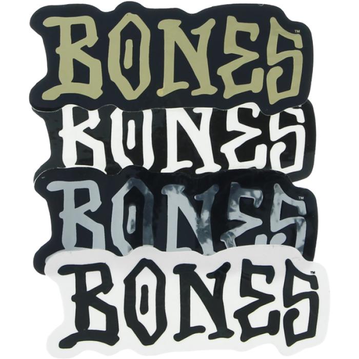 """BONES BONES 3"""" DECAL ASST."""