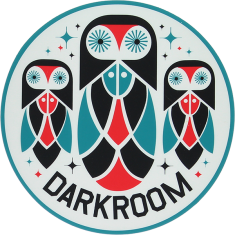 DARKROOM DECAL - IBIS