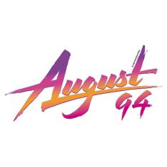 ENJOI AUGUST 94 DECAL single