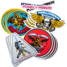 PWL/P 20/PACK DECALS assorted