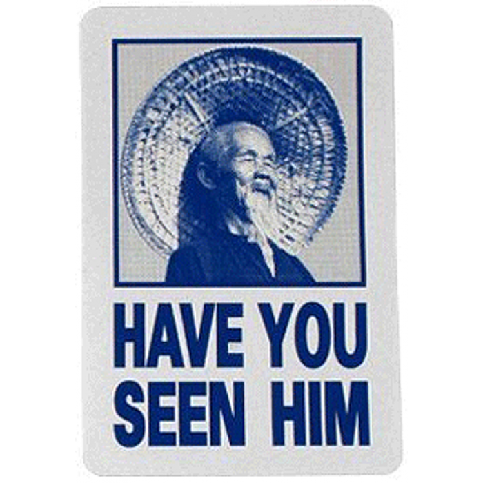 PWL/P HAVE YOU SEEN HIM DECAL single ast.colors