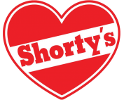 """SHORTYS HEART 2.5"""" DECAL"""