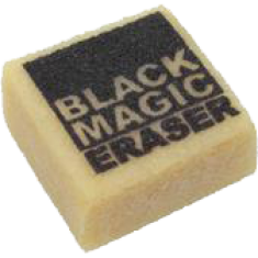 BLACK MAGIC ERASER GRIPTAPE CLEANER