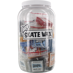 DOPE SKATE WAX MINI NUG JUG 50/BARS assorted