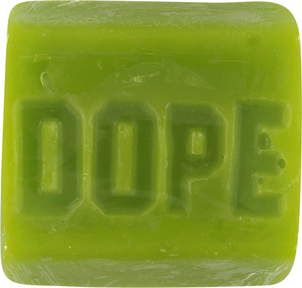 DOPE WAX BAR OG GREEN LIME