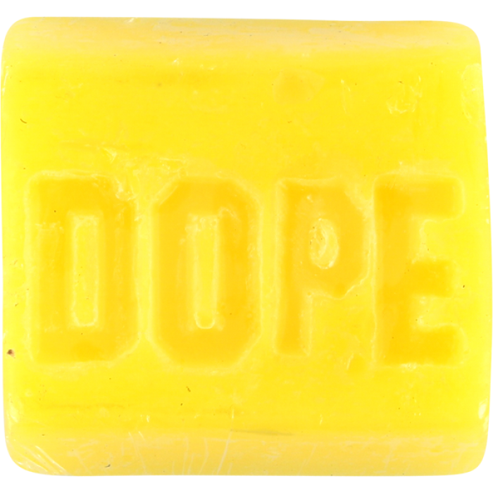 DOPE WAX BAR PINEAPPLE EXPRESS YELLOW
