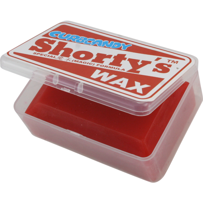 SHORTY'S CURB CANDY LARGE BAR WAX