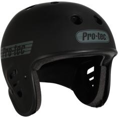 PROTEC FULLCUT MATTE BLACK-XL HELMET