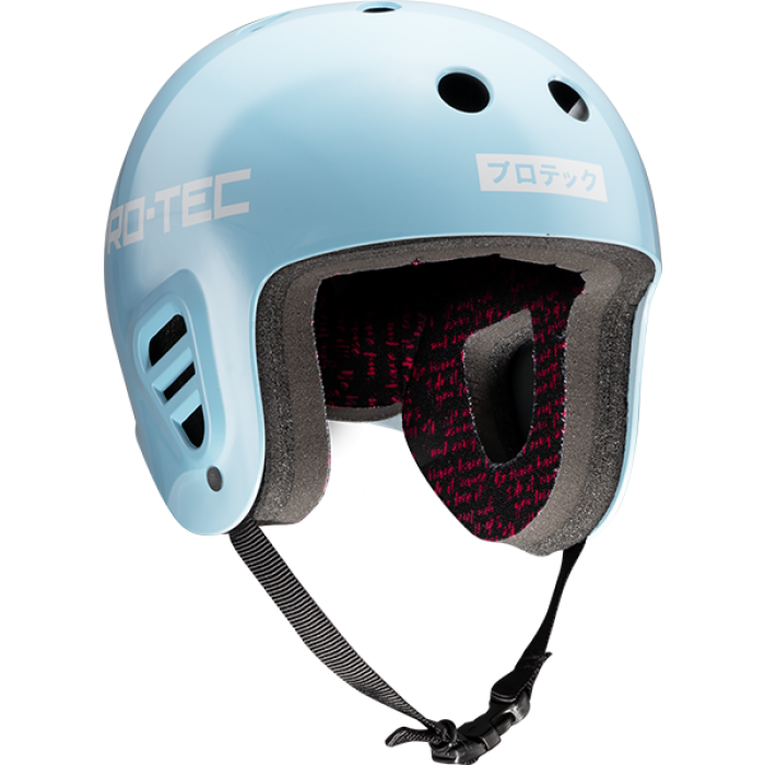 PROTEC FULLCUT SKY BROWN LT.BLUE/WHT-XL HELMET