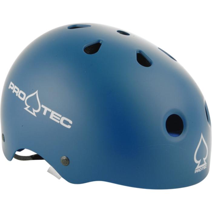 PROTEC CLASSIC MATTE BLUE-XS HELMET