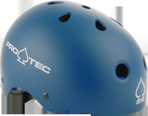 PROTEC CLASSIC MATTE BLUE-XL HELMET