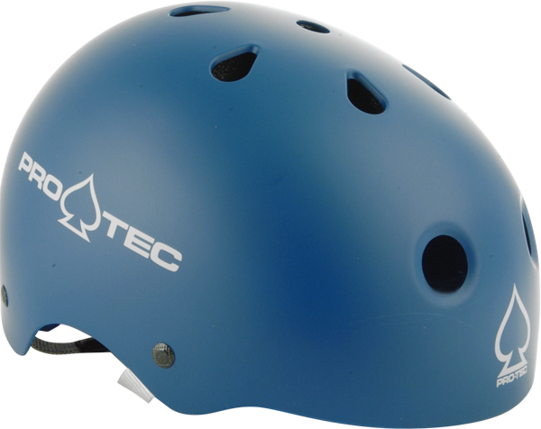 PROTEC (CPSC)CLASSIC MATTE BLUE XS HELMET