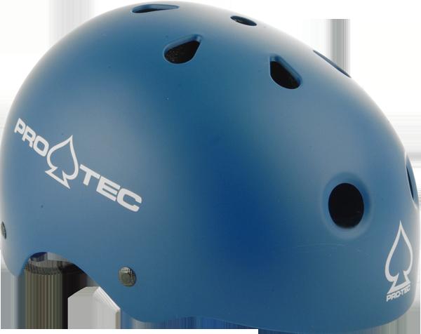 PROTEC (CPSC)CLASSIC MATTE BLUE XL HELMET