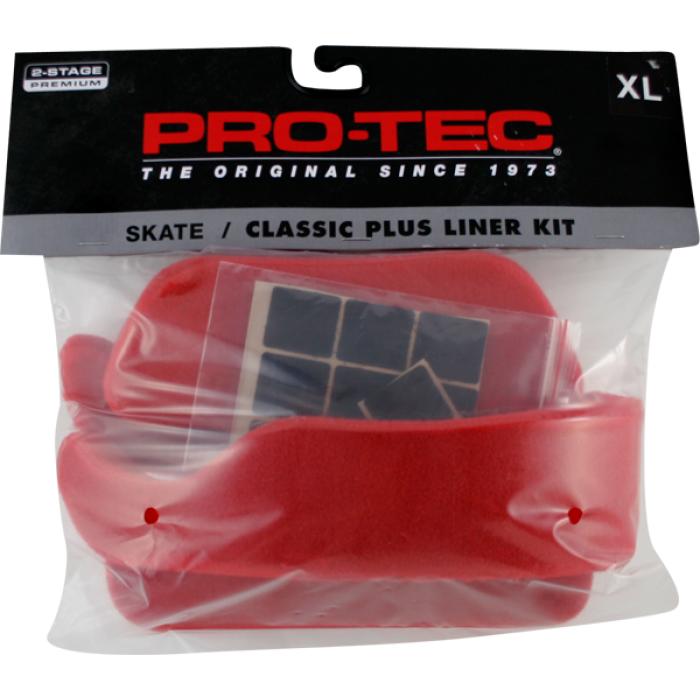 PROTEC CLASSIC LINER KIT L-RED