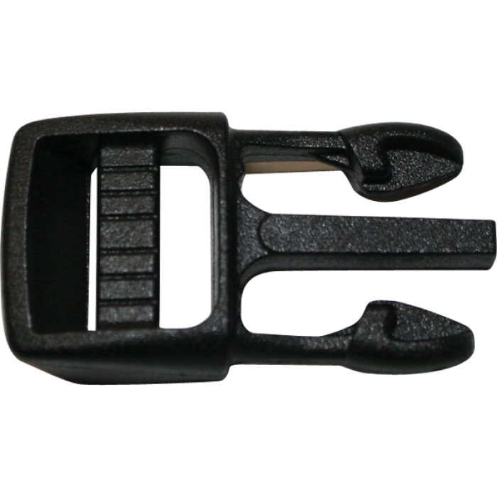 PROTEC BUCKLE REPLACEMENT (MALE ONLY) 1pc