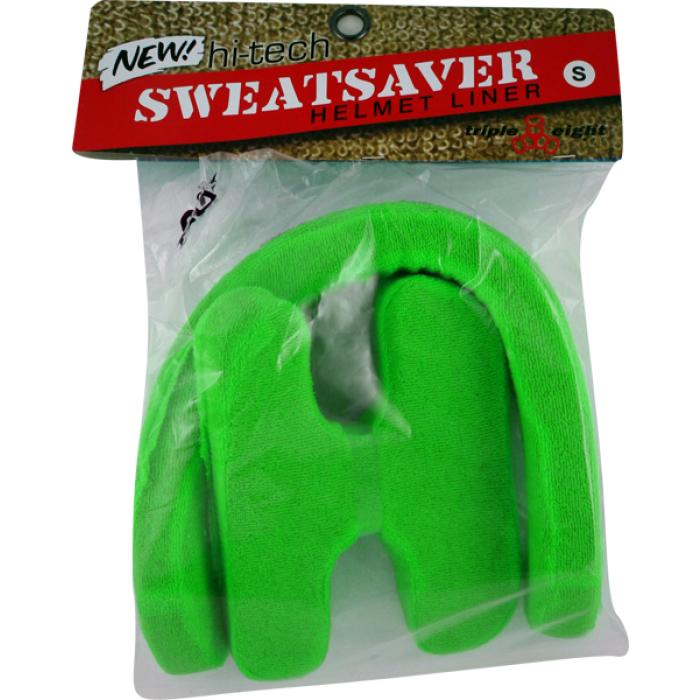 T8 SWEATSAVER HELMET LINER XS-GREEN