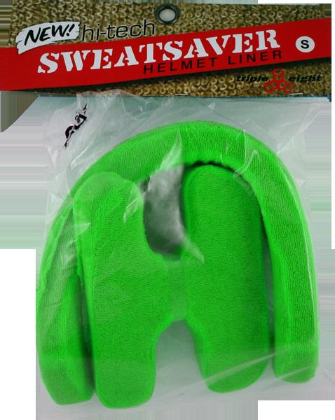 T8 SWEATSAVER HELMET LINER M-GREEN
