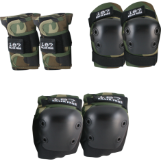 187 6-PACK PAD SET JR-CAMO