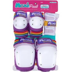 187 6-PACK PAD SET JR-MOXI LAVENDER