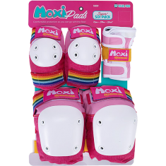 187 6-PACK PAD SET L/XL-MOXI PINK