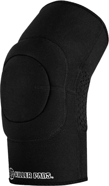 187 KNEE GASKET XL-BLACK