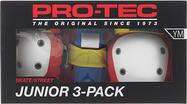PROTEC JUNIOR 3 PACK BOX YM-RETRO
